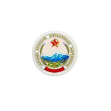 ArmeniaCoatofArms Mini Button