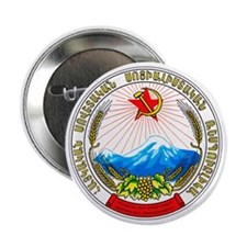 "ArmeniaCoatofArms 2.25"" Button"