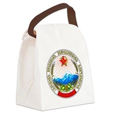 ArmeniaCoatofArms Canvas Lunch Bag