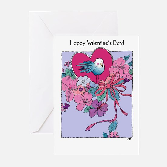 Cynthia Bainton Valentine Cards (pk of 10) -friend