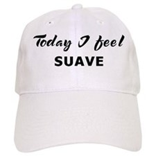 Today I feel suave Baseball Baseball Cap