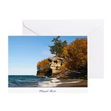 Chapel Rock Greeting Card