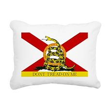 Florida-Gadsden Rectangular Canvas Pillow