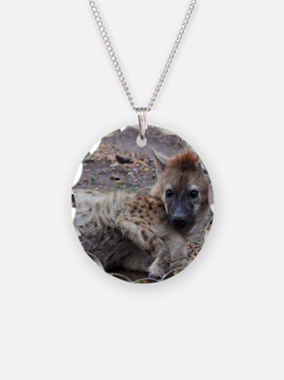 Hyena Necklace
