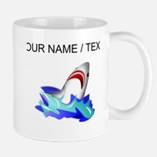 Custom Shark Cartoon Mugs