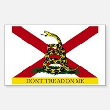 Alabama- Gadsden Decal