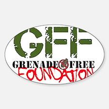 gff Sticker (Oval)