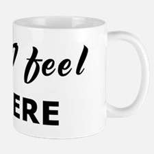 Today I feel sincere Mug