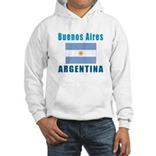 Buenos Aires Argentina Designs Hoodie