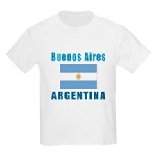 Buenos Aires Argentina Designs T-Shirt