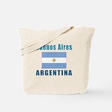 Buenos Aires Argentina Designs Tote Bag