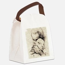 jesus7 Canvas Lunch Bag