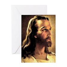 jesus6 Greeting Card