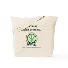 RedefiningMMA_Light Tote Bag