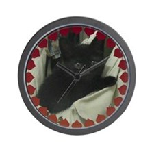 koge pan(burnt bun) - rip - ts Wall Clock