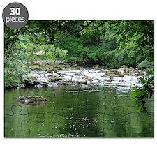 Mountain stream Puzzle