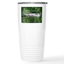 Mountain stream Travel Mug