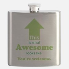 Awesome_lime Flask
