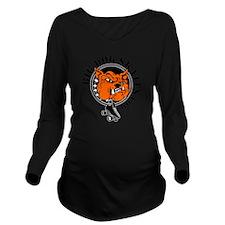 2-Big_Dog_logo_no_ba Long Sleeve Maternity T-Shirt