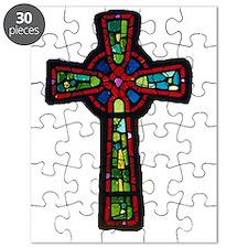 Cross Alone Puzzle
