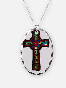 Cross Alone Necklace