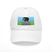 farm-roval_04blksheep Baseball Cap