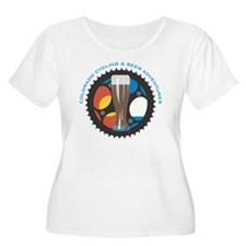 bike beer log T-Shirt