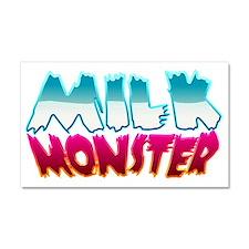milk_monster Car Magnet 20 x 12