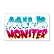 milk_monster Rectangle Car Magnet