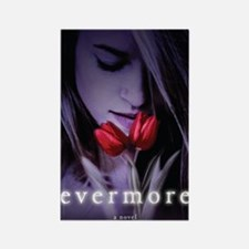 Evermore Rectangle Magnet