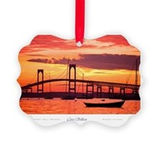Newport-Bridge Ornament