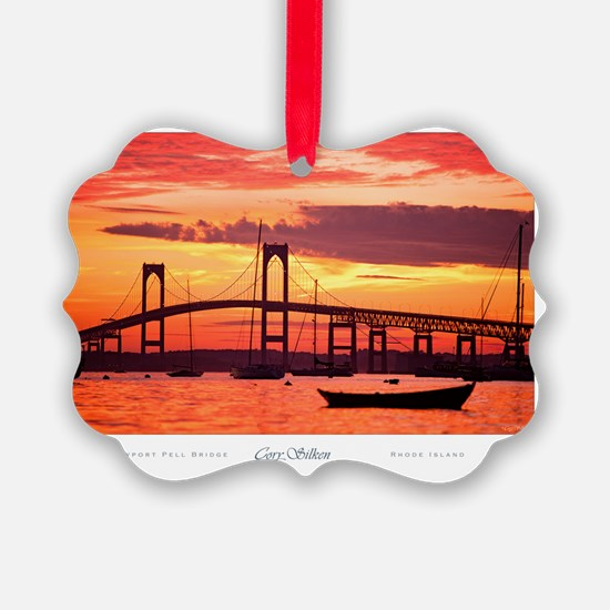 Newport-Bridge Ornament