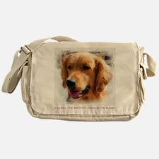 goldens Messenger Bag