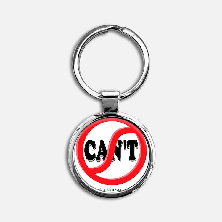 tshirtcant Round Keychain