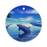 Dolphin Ornaments