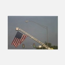 In Rememberance of 9-11 Rectangle Magnet