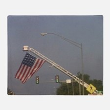 In Rememberance of 9-11 Throw Blanket