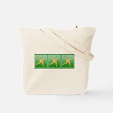 Brigit's Cross Tote Bag