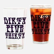 d530girls Drinking Glass