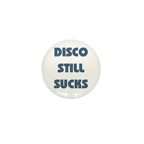 Disco Still Sucks Mini Button (100 pack)