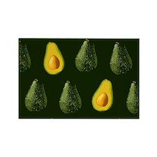 avocados_8x12 Rectangle Magnet