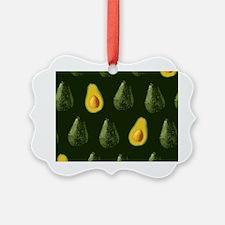 avocados_8x12 Ornament