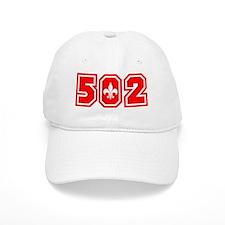 502 red Baseball Baseball Cap