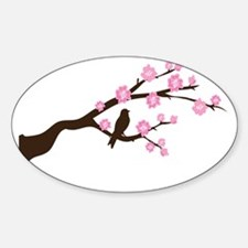 cherry blossoms 3 Decal