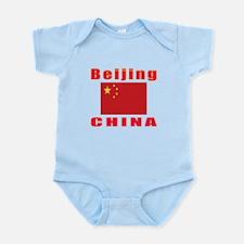 Beijing China Designs Infant Bodysuit