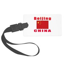 Beijing China Designs Luggage Tag