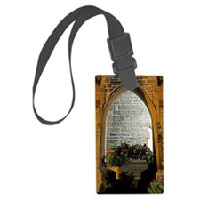 lighted arch Luggage Tag