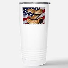 DontTreadOnMe Travel Mug