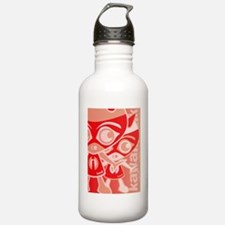 ImpGreetCardStencil Water Bottle