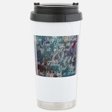 ONE-DAY-PSTR Stainless Steel Travel Mug